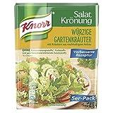 Knorr - Salatkrönung Würzige Gartenkräuter Erbe speziate del giardino 5 pezzi 40g