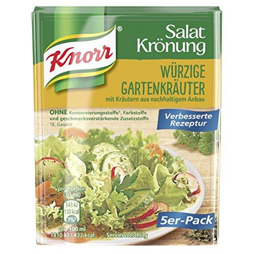 Salse per insalate