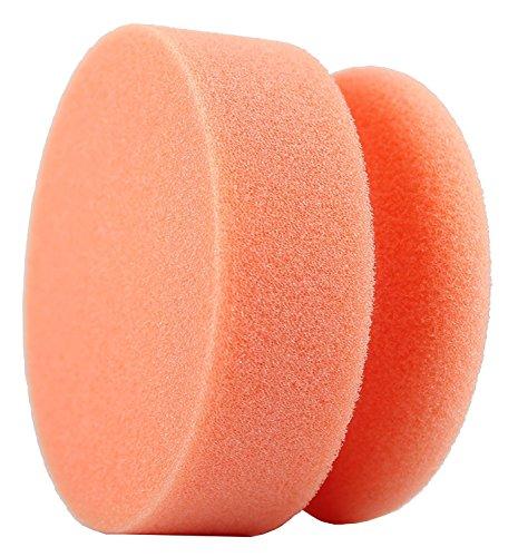 CleanExtreme Éponge de polissage / nettoyage / d'application, orange