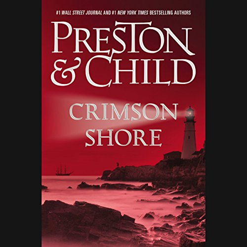 Crimson Shore  By  cover art