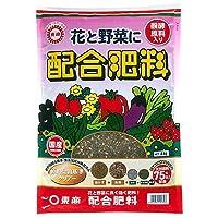 東商 配合肥料 4kg×6個