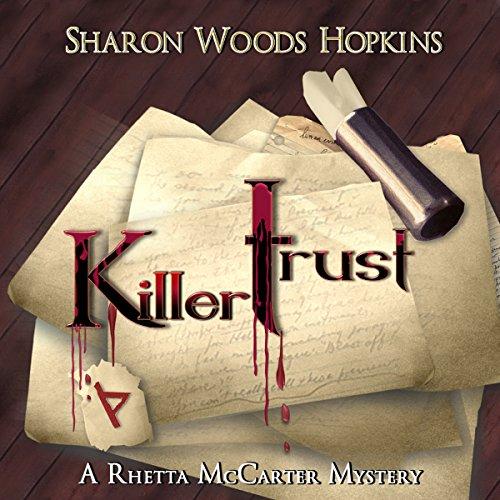 Killertrust audiobook cover art
