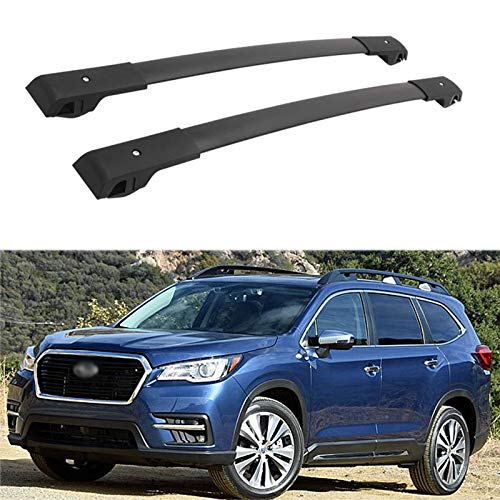 HEKA Cross Bars Roof Racks fit for 2019-2021 Subaru Ascent,Luggage Crossbars Cargo Bag Carrier Aluminum Rooftop Set Carrying Kayak Bike Canoe