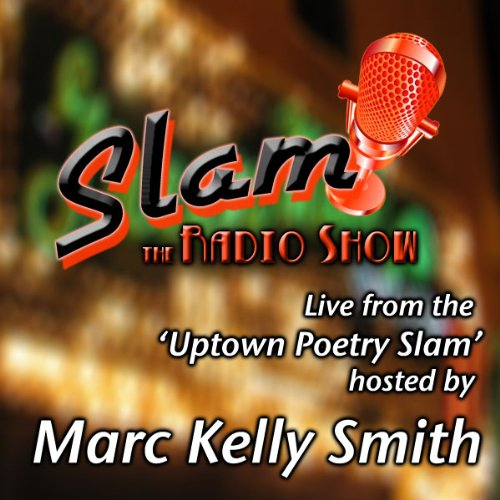 Slam the Radio Show audiobook cover art
