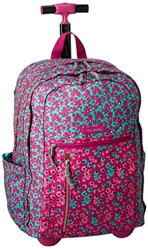 Vera Bradley Women's Lighten Up Rolling, Santiago