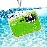 "ISHARE Waterproof Camera, Waterproof Digital Camera with 2.0"" LCD, 8 X Digital Zoom"