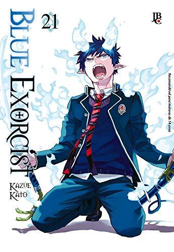 Blue Exorcist - Vol. 21