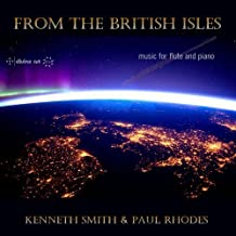 From the British Isles - Music for Flute & Piano by Divine Art