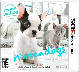 Nintendogs + Cats:  French Bulldog and New Friends (B002I092YK) | Amazon price tracker / tracking, Amazon price history charts, Amazon price watches, Amazon price drop alerts