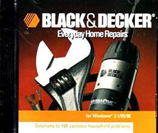 BLACK & DECKER HOME REPAIR (Jewel Case)