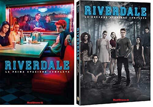 Locandina RIVERDALE - STAGIONI 1 E 2 (7 DVD) COFANETTI SINGOLI, EDIZIONE ITALIANA