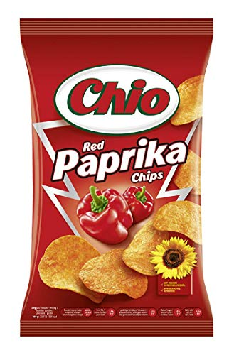 Chio Chips Red Paprika, 10er Pack (10 x 175 g)