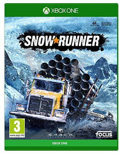 Snowrunner - Xbox One [Importación inglesa]