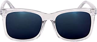Kenneth Cole Reaction Men's Plastic Mirrored Square Sunglasses