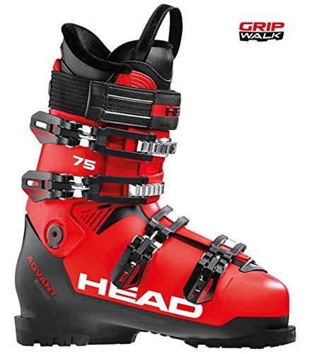 HEAD(ヘッド)ADVANT EDGE 75 スキーブーツ オールライド GRIP WALK 608226 RED×BLACK 26.0