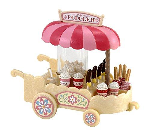Epoch Sylvanian Families Sylvanian Family Doll Popcorn Wagon Mi-68