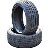 Set of 2 (TWO) Joyroad Grand Tourer H/T All-Season High Performance Radial Tires-275/55R19 275/55/19 275/55-19 111W BSW Black Side Wall