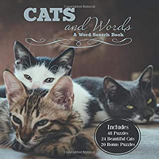 Cats and Words: A Word Search Book
