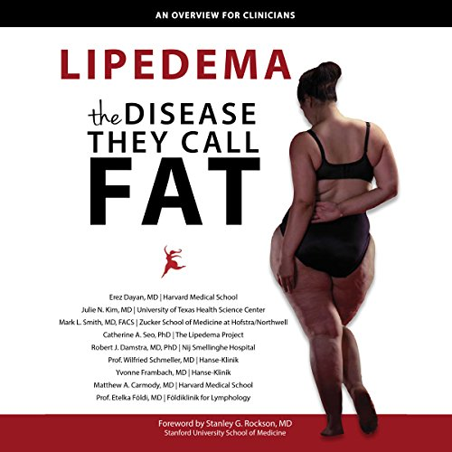 Lipedema - The Disease They Call FAT audiobook cover art