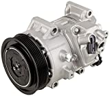 AC Compressor & A/C Clutch For Toyota Camry Rav4 2.5L 4-Cyl - BuyAutoParts 60-02901NA NEW