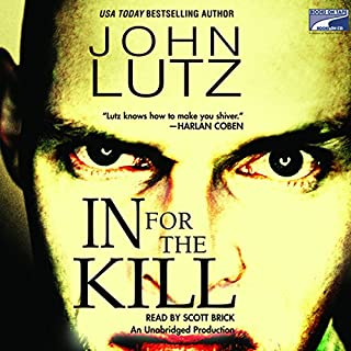 In for the Kill audiobook cover art