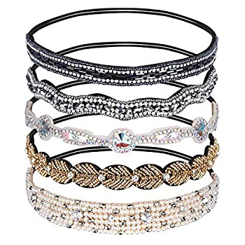 jeweled head bands