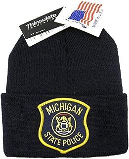 Michigan State Police Knit Cap -