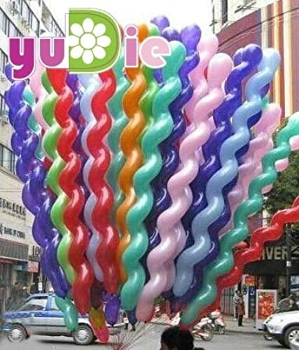 soporte minorista mayorista Tyro - 10 bolas de globo de de de látex de 36 pulgadas de largo con rosca de rosca, inflables, para boda, cumpleaños, fiesta, bañoon, decoración, globos, juguetes  perfecto