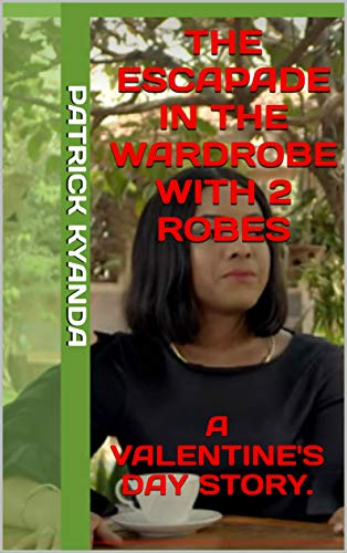 THE ESCAPADE IN THE WARDROBE WITH 2 ROBES : A VALENTINE'S DAY STORY. (ROMANCE) (English Edition)