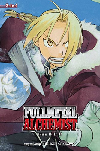 Fullmetal Alchemist 3-In-1, Volume 6: Volumes 16, 17, and 18