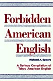Forbidden American English (English S.)
