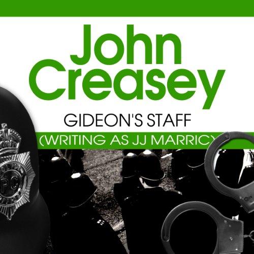 Gideon's Staff cover art