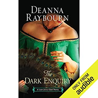 The Dark Enquiry audiobook cover art