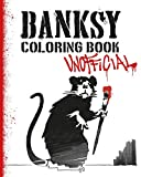 Banksy Coloring Book - Unofficial
