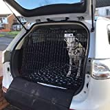 Pet World Mitsubishi Outlander 4X4 2012 Onward Dog Puppy Pet sloped Car travel training carrier crate, cage,(Double)
