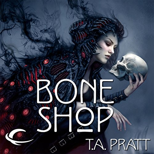 Bone Shop audiobook cover art