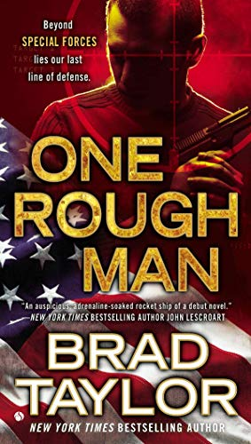 One Rough Man: A Spy Thriller (A Pike Logan Thriller)