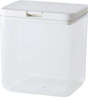 マーナ(MARNA) 保存容器 ワイドトール クリア GOOD LOCK CONTAINER グッドロックコンテナ K761