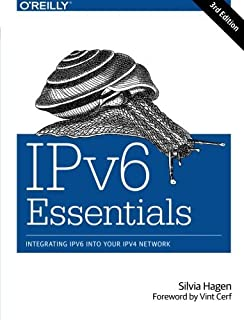 IPv6 Essentials 3rd edition by Hagen, Silvia (2014) Paperback
