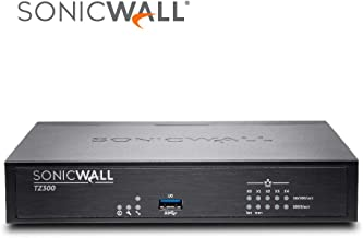SonicWall TZ300 1YR TotalSecure 01-SSC-0581