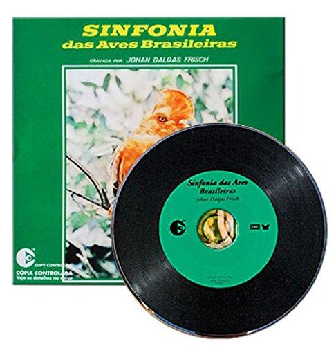CD SINFONIA DAS AVES BRASILEIRAS