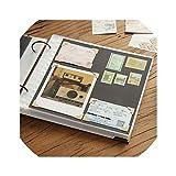 Margot-Charismatic-Shop Photo Albums Álbumes de Fotos para álbumes de Recortes, álbumes de Fotos de Boda, álbum de Fotos de protección de polaroide, álbum de Fotos