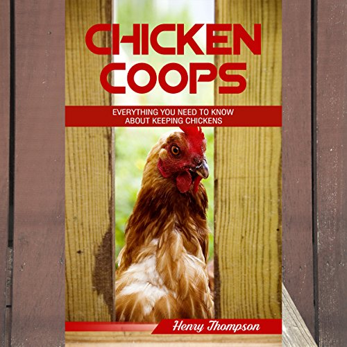 Chicken Coops audiobook cover art