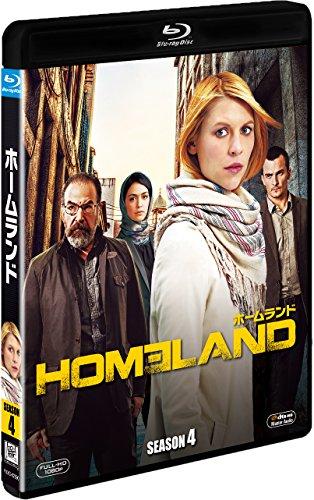 HOMELAND/ホームランド シーズン4(SEASONSブルーレイ・ボックス) [Blu-ray]
