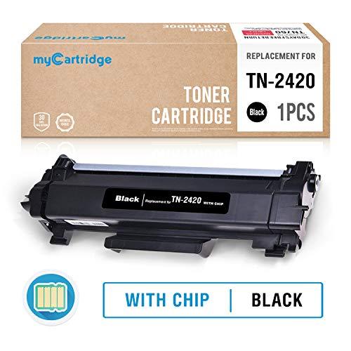 Mycartridge Compatibile Brother TN2420 TN 2420 TN-2420 cartuccia del toner (con chip) per Brother MFC-L2710DW MFC-L2710DN HL-L2310D HL-L2350DW HL-L2370DN HL-L2375DW