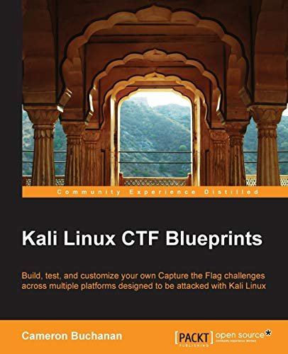 Kali Linux CTF Blueprints (English Edition)