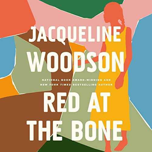 Red at the Bone audiobook cover art