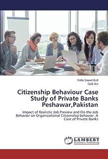 Butt, R: Citizenship Behaviour Case Study of Private Banks P