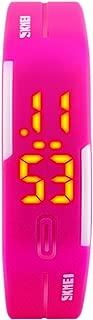 SKMEI - Reloj Digital LED Impermeable Reloj Deportivo de