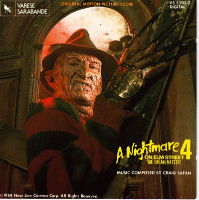 Nightmare on Elm Street 2 (Soundtrack)